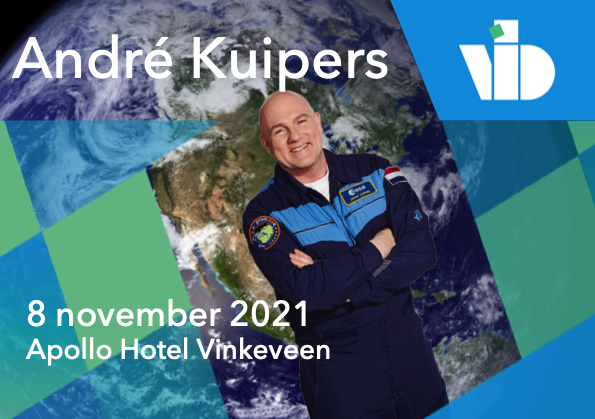 VIB en OVU managementsociëteit met André Kuipers