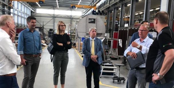 Overleg PBUW maakindustrie Provincie Utrecht